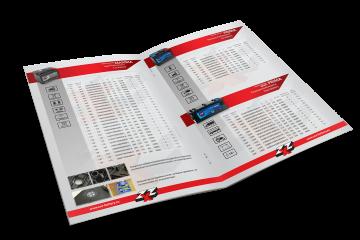 Предпечатна подготовка на брошура