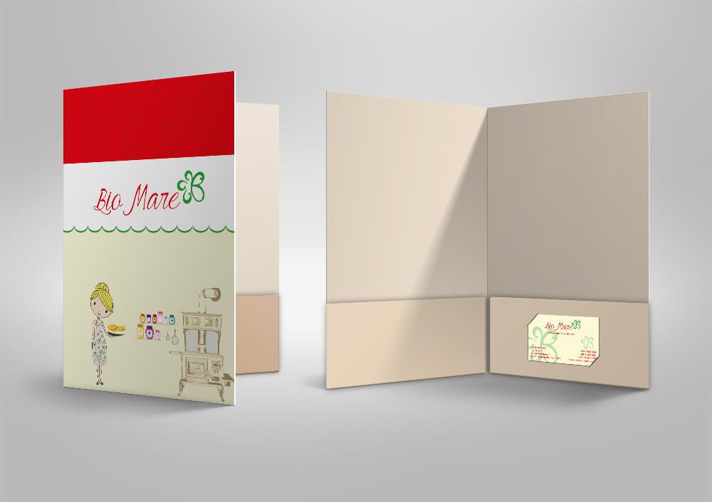 Дизайн на папка