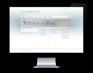 Изработка на сайт за бизнес фирма